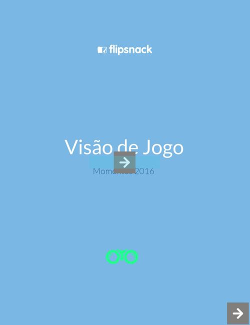 MOMENTOS 2016 VISÃO DE JOGO