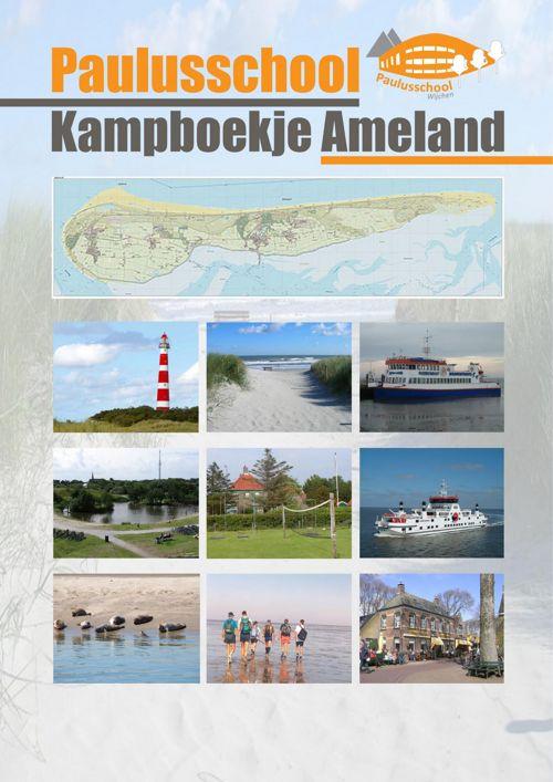Kampboekje Ameland 2017