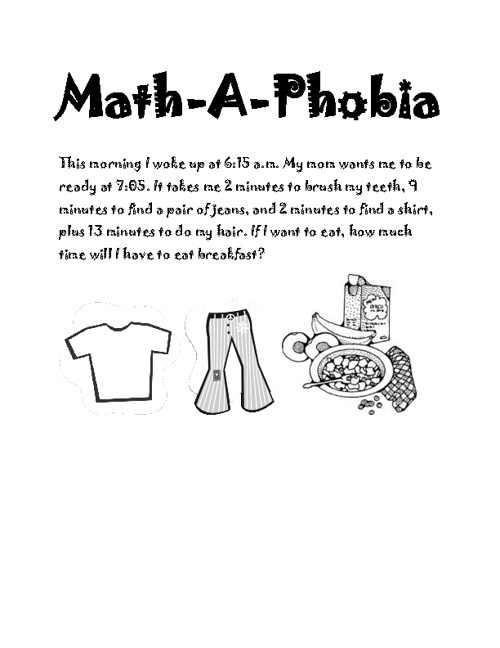 Math-A-Phobia