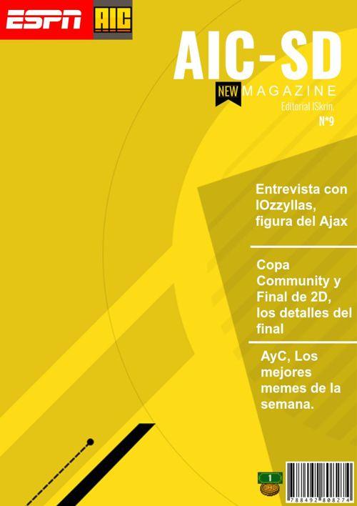 AIC-SD Magazine #9 Final Copa Community
