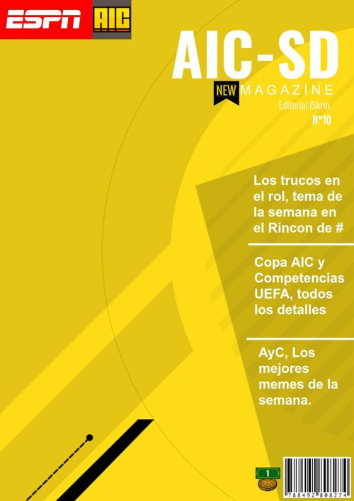 AIC-SD Magazine #10