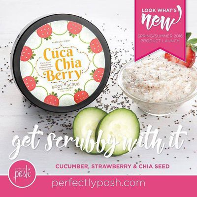 New Posh Products Spring/Summer Catalog