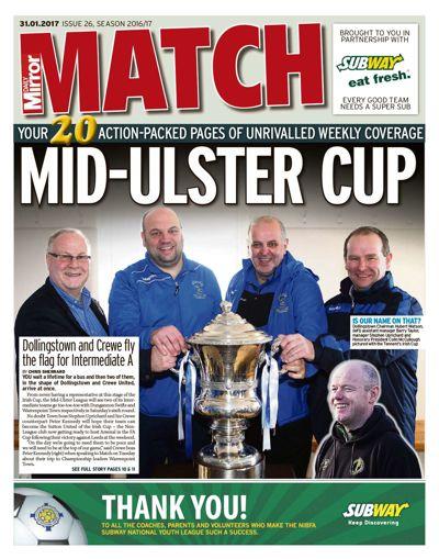 Match issue 26, season 2016/17