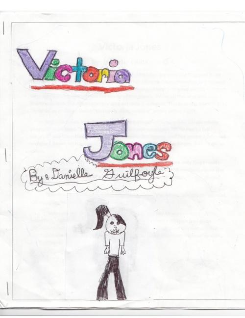 Victoria Jones - By Danielle Guilfoyle