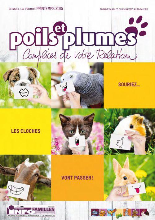 Poils & Plumes - Printemps 2015