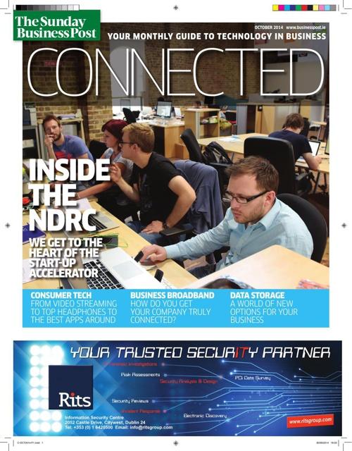 SBP Connected October 2014