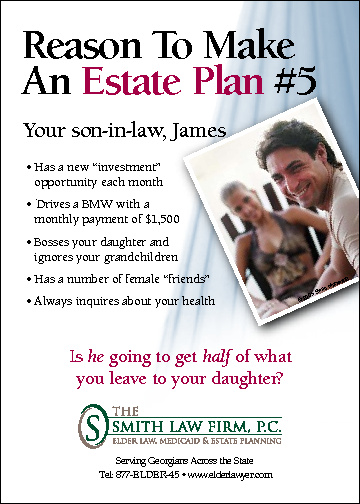 Reasons to Create an Estate Plan