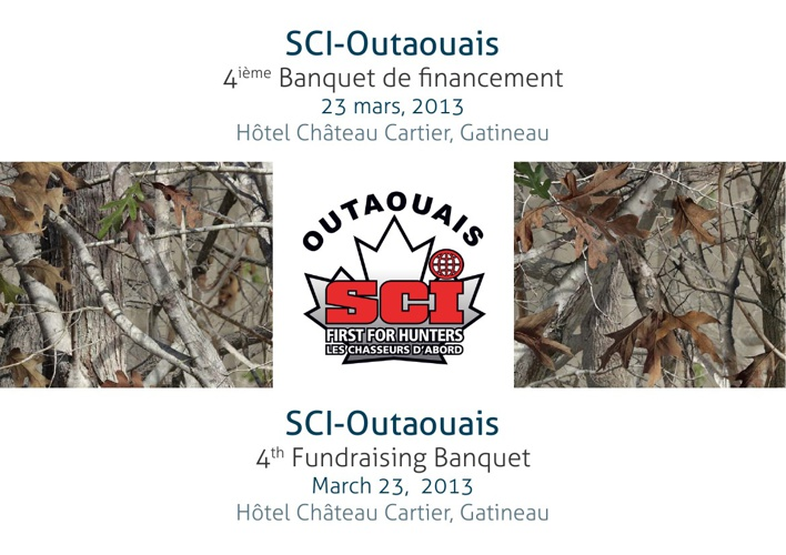 SCI Outaouais > Banquet 2013 > March 16 Update