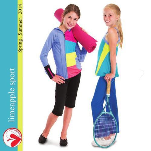 Limeapple Sport - Spring Summer 2014