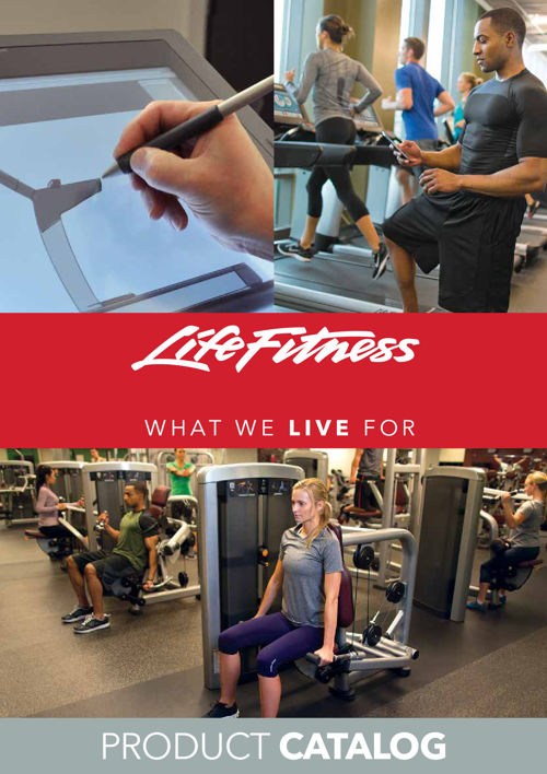 Life Fitness Commercial Brochure 2016