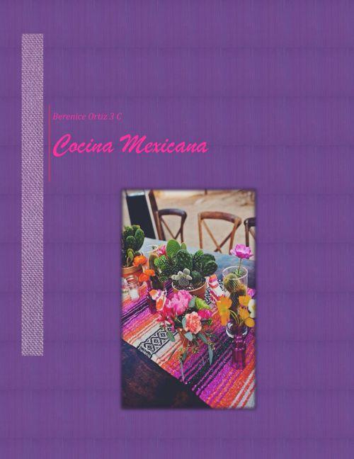 Unidad 1 Cocina Mexicana