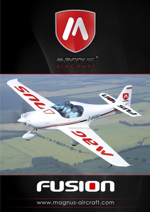 Magnus Aircraft - Fusion