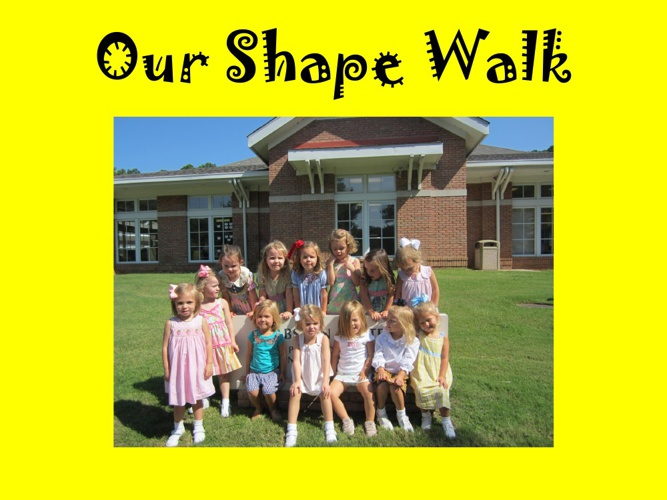 Our Shape Walk