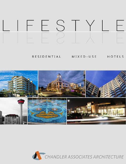 CAA Lifestyle Brochure