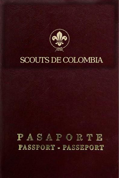 Pasaporte Scout