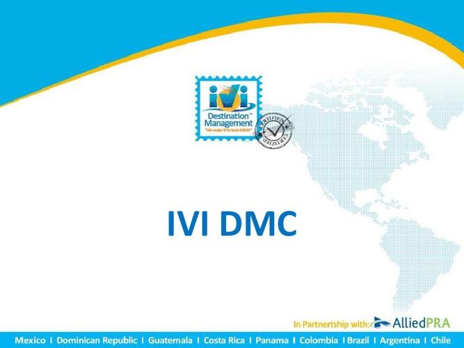 IVI DMC Corporate Profile