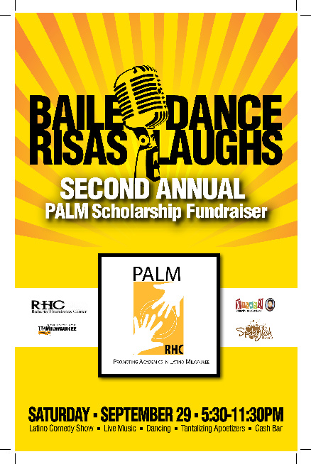 Second Annual PALM Scholarship Fundraiser 2012