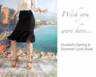 Durand's Lookbook 2
