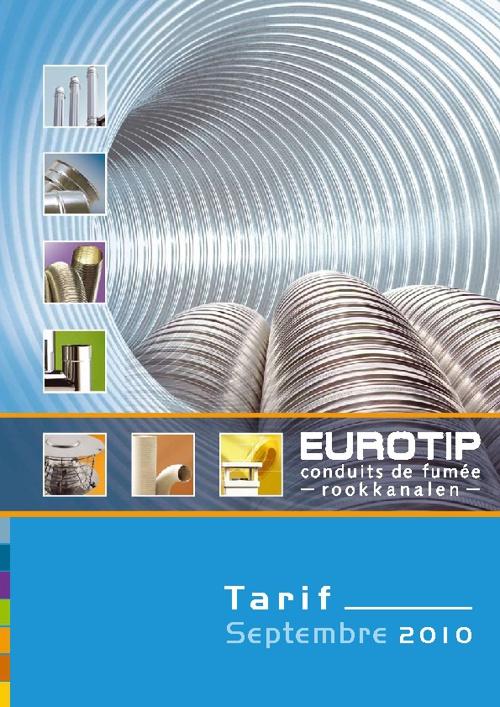 TARIF EUROTIP 2010