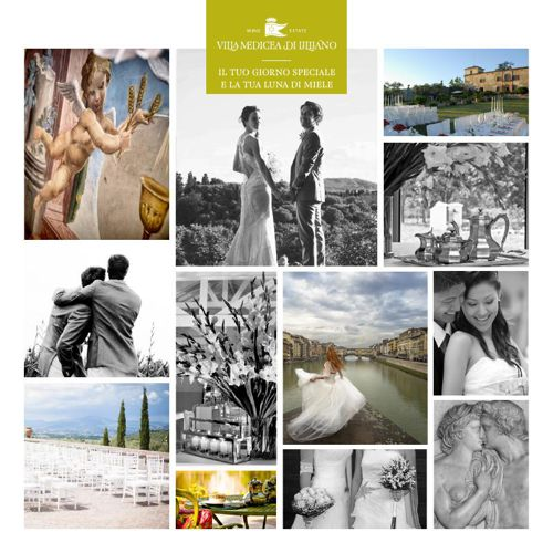 Villa Medicia Di Lilliano – Weddings