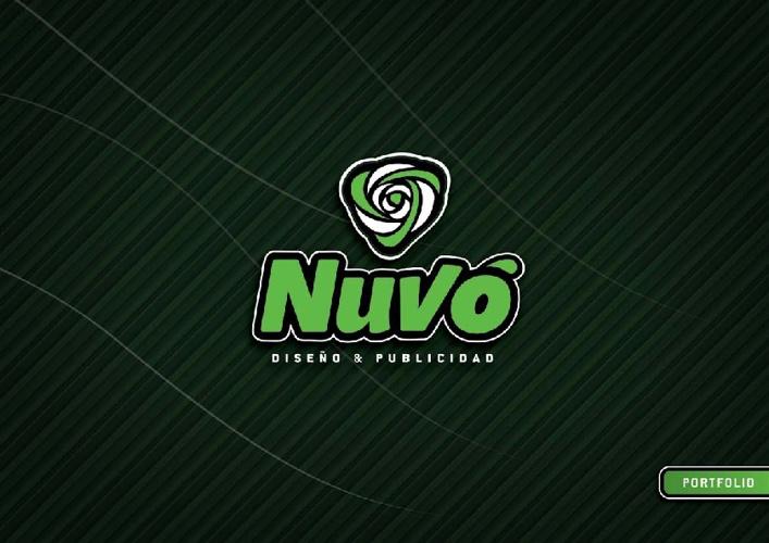 Portfolio Nuvó - Diseño & Publicidad