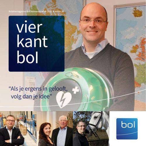 Vierkant Bol - editie 16 - Februari 2016