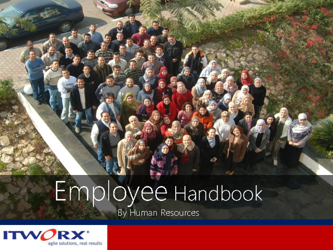 ITWorx HR Book