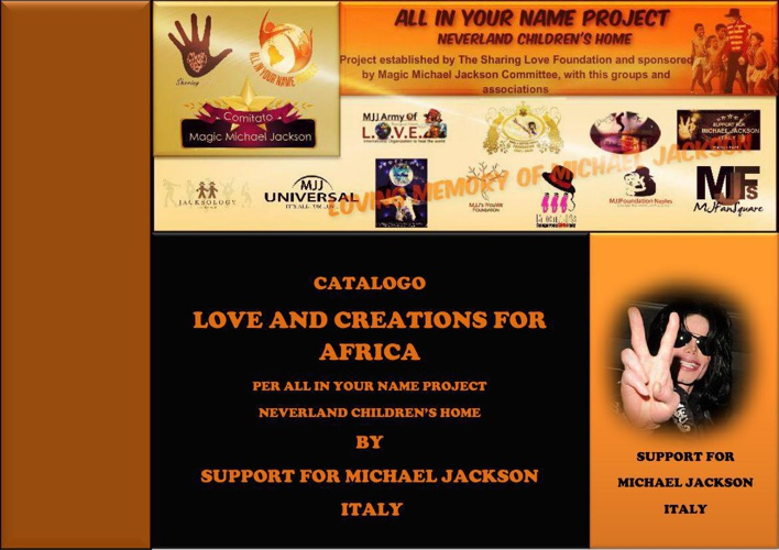 LOVE AND CREATIONS FOR AFRICA PDF