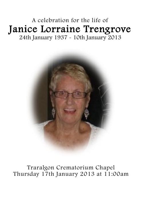 Janice Trengrove
