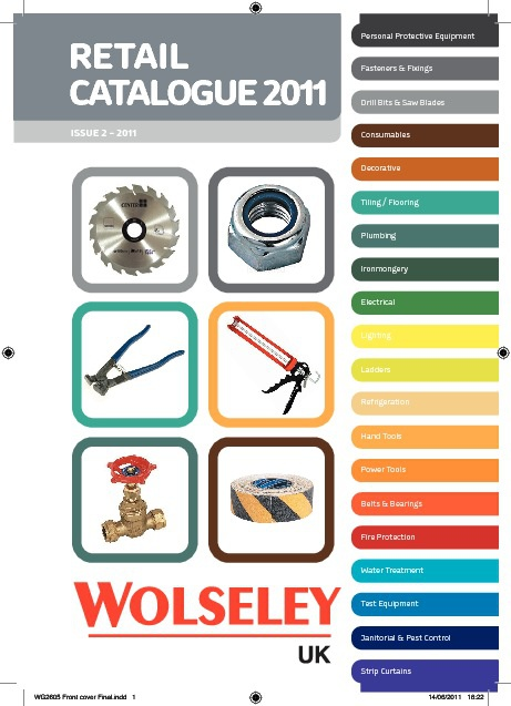 Wolseley Parts