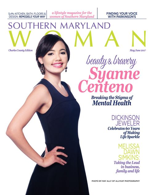 Southern Maryland Woman - Charles Edition - 0517