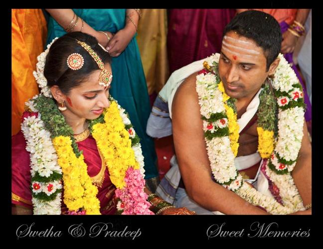 Swetha-Pradeep Wedding