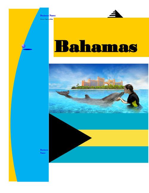 Bahamas flyer