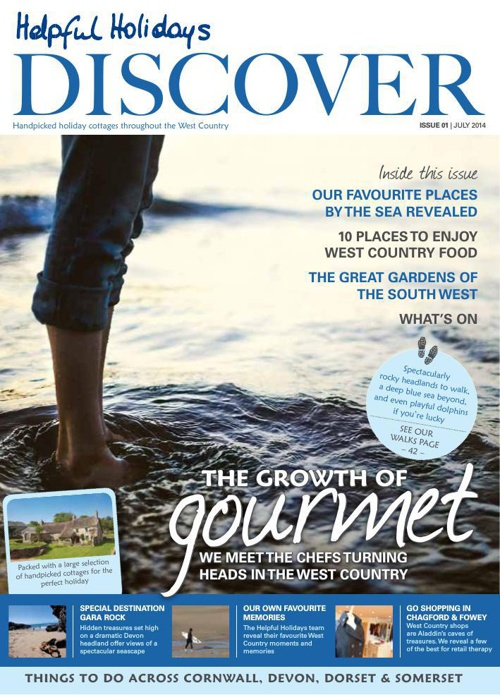 Helpful Holidays DISCOVER July 2014
