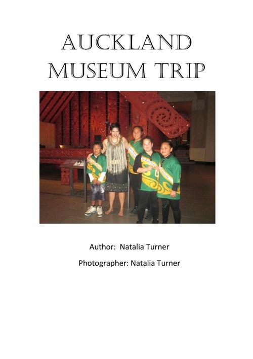 Auckland museum trip
