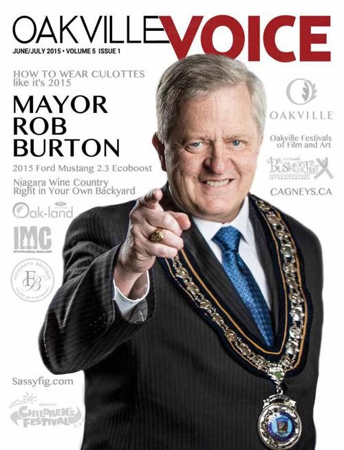 OAKVILLE VOICE JUNE JULY 2015