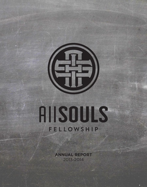 AllSouls - 2014 Annual Report