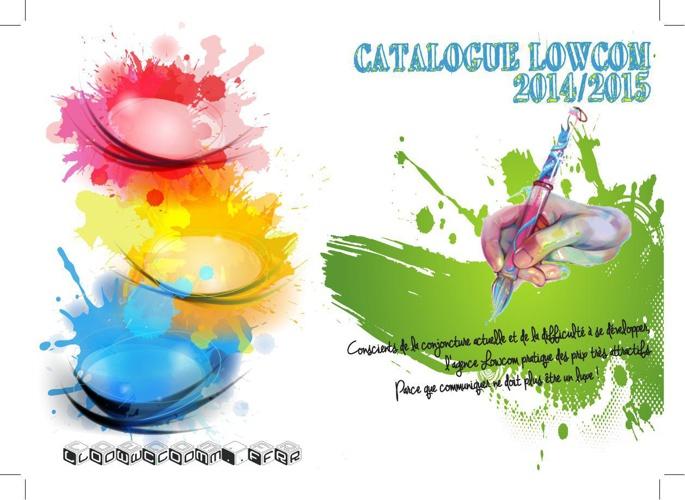 Catalogue Lowcom