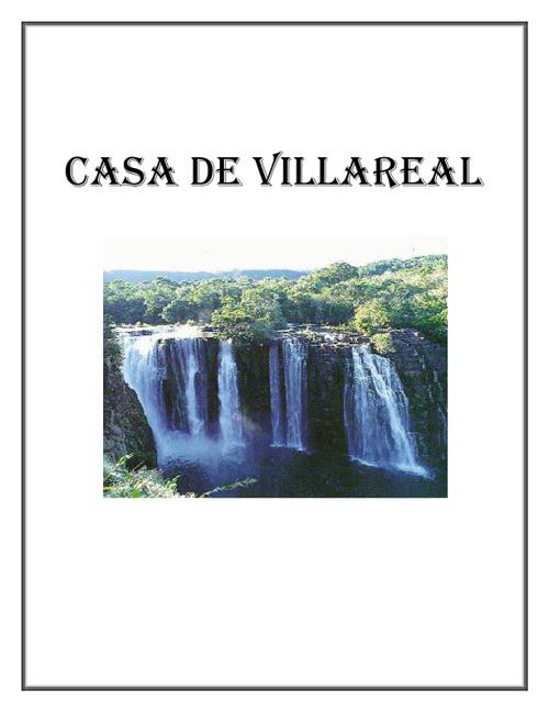 Casa de Villareal