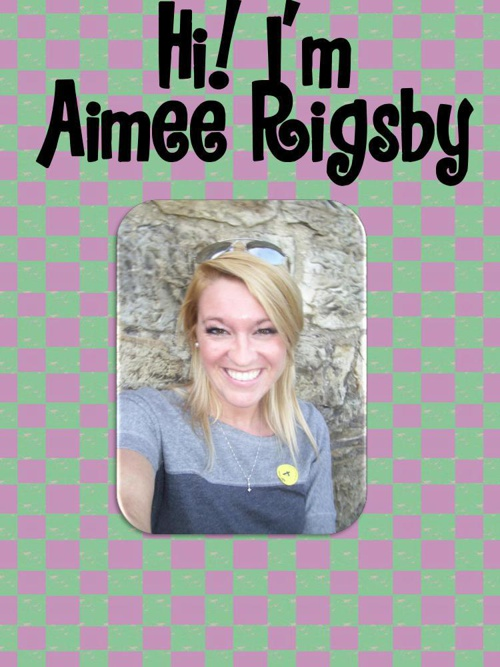 Aimee Rigsby's Introduction