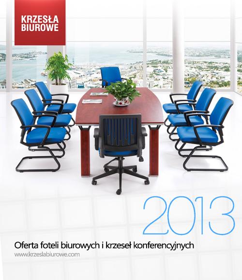 Katalog foteli i krzeseł Eago 2013