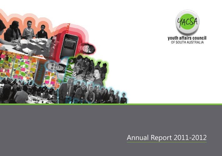 YACSA Annual Report