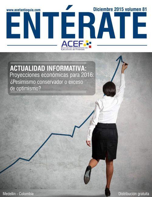 ACEF ENTÉRATE DICIEMBRE 2015