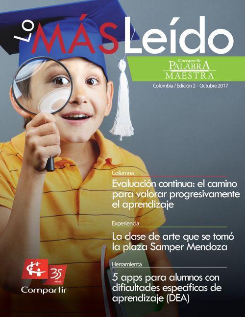 Lo más leído Palabra Maestra Edición 2