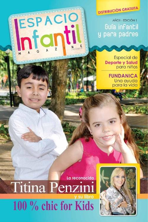 Revista Espacio Infantil