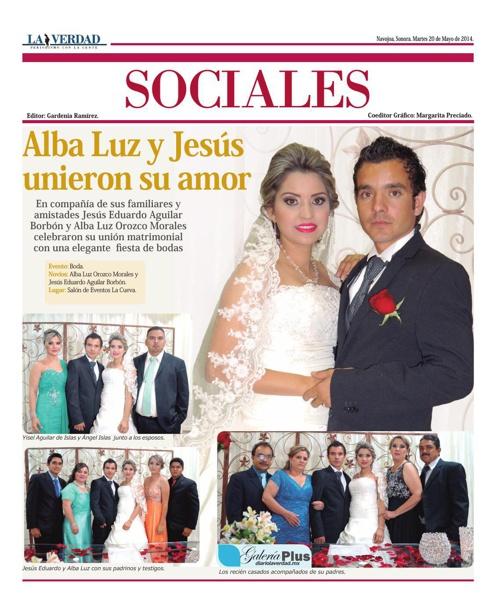 SOCIALES 20 MAYO 2014