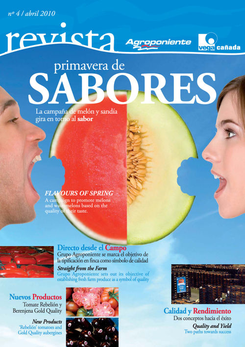 Revista Agroponiente 4