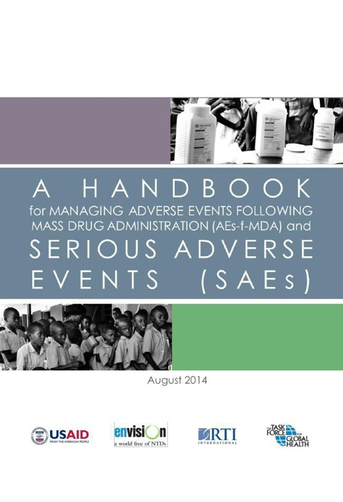 Serious Adverse Events (SAE) Handbook_RTI-ENVISION
