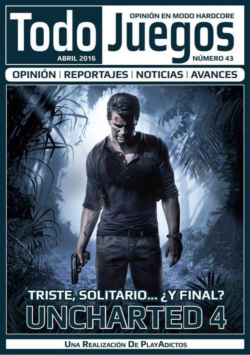 Revista TodoJuegos N°43