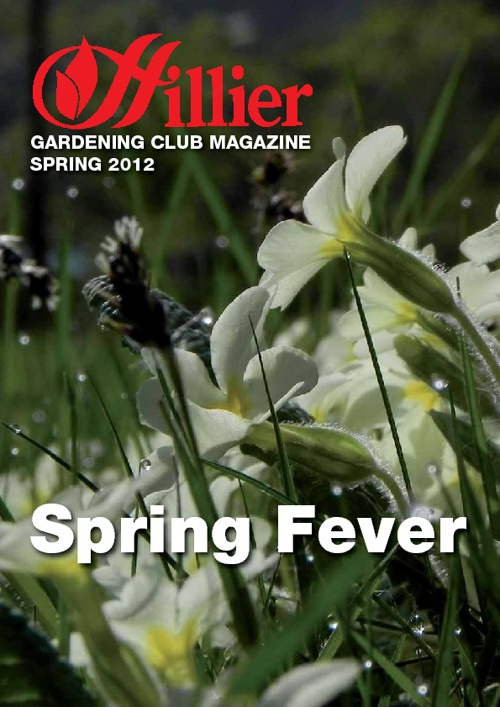 Copy of Gardening Club Spring Magazine